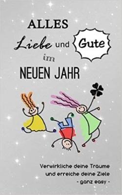 Alles Liebe und Gute im neuen Jahr - Ralf Hillmann und Lietta Schröder