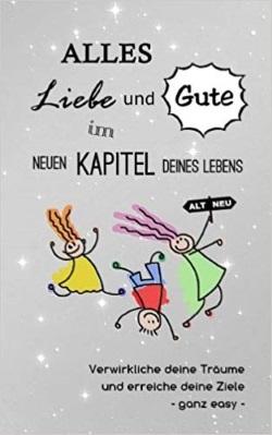 Alles Liebe und Gute im neuen Kapitel deines Lebens - Ralf Hillmann und Lietta Schröder